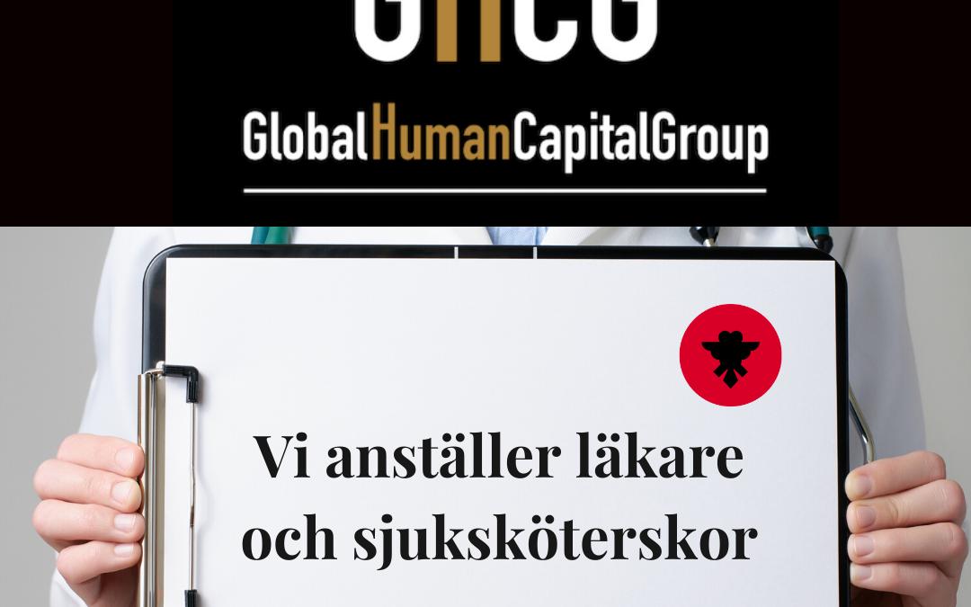 Global Human Capital Group gestiona ofertas de empleo sector sanitario: Doctores y Doctoras en Albania, EUROPA.