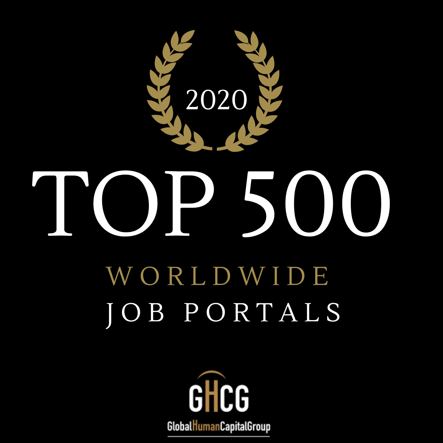 2020 ranking of the 500 best job portals in the world (228 countries)