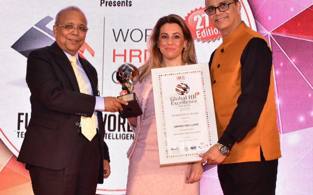 Global human capital group galardonada en los Global HR Excellence Awards