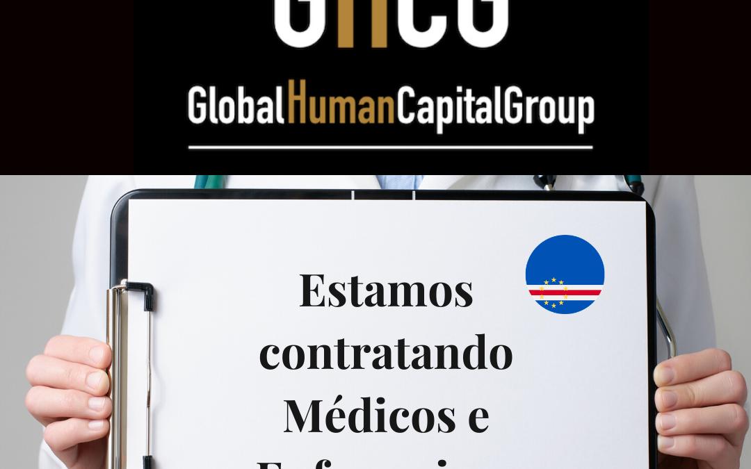 Global Human Capital Group gestiona ofertas de empleo sector sanitario: Doctores y Doctoras en Cabo Verde, ASIA.
