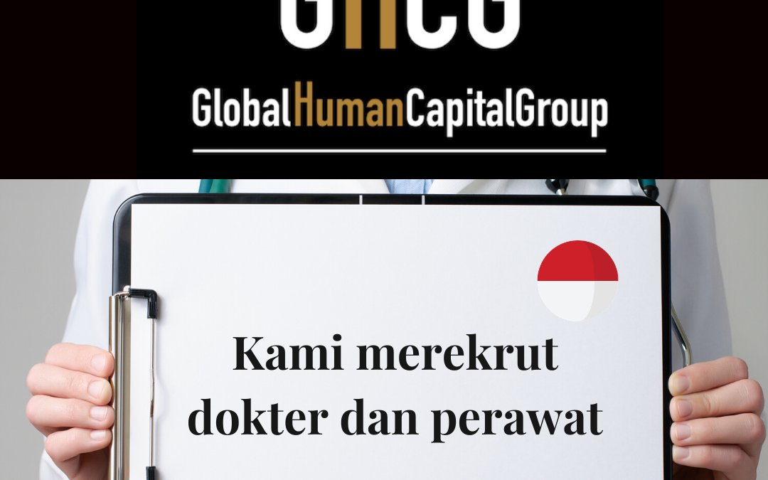 Global Human Capital Group gestiona ofertas de empleo sector sanitario: Doctores y Doctoras en Indonesia, ASIA.